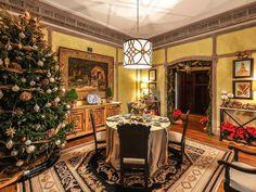 amerikanische weihnachtsdeko 57 traditionelle ideen f r. Black Bedroom Furniture Sets. Home Design Ideas