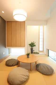 Home Furniture Small Ideas Japan Interior, Condo Interior, Home Interior Design, Interior Architecture, Japanese Interior Design, Japanese Home Decor, Japanese Living Rooms, Home Room Design, House Design