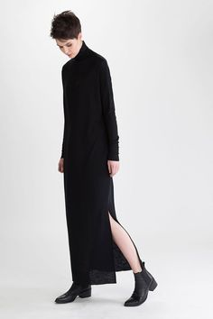 The Katri Niskanen Black Meri Dress. http   ss1.us a f6e5a7663283