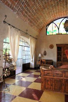 Authentic, Romantic 450 Year-Old Hacienda in San Miguel de Allende