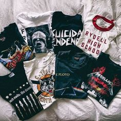 T-shirt collection