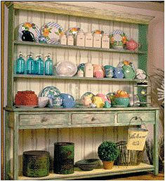 English Cottage Hutch More