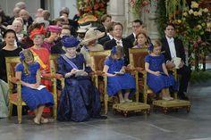 Princess Alexia - Inauguration of King Willem-Alexander