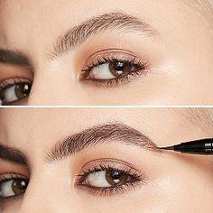 #CoconutOilEyebrows Tweezing Eyebrows, Threading Eyebrows, Microblading Eyebrows, Threading Salon, Plucking Eyebrows, Eyebrow Pencil, Eyebrow Makeup, Eyebrow Tips, Eyebrow Grooming