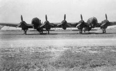 German transport aircraft Heinkel Zwilling (Twins) of the Nazi Luftwaffe. It was used to tow the and gliders. Luftwaffe, Ww2 Aircraft, Military Aircraft, Ww2 Planes, Aircraft Design, Gliders, Military History, World War Two, Wwii