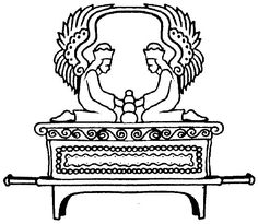 more ark of the covenant coloring pages the ark covenant ireland jah ...