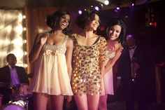 Sparkle (Jordin Sparks) struggles to become a star while overcoming issues that are tearing her family apart. Daughter to a single mother (Whitney Houston), she tries to balance a new romance with music manager, Stix (Derek Luke) while dealing with the unexpected challenges her new life will bring as she and her two sisters (Carmen Ejogo and Tika Sumpter) strive to become a dynamic singing group during the Motown-era. In other words...cant' wait for this movie to come out!!