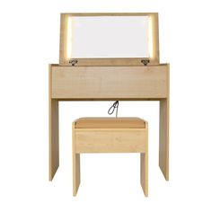 Emma Dressing Table With LED Light