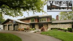 Whole House Renovation and Addition - contemporary - exterior - detroit - M.J. Whelan Construction
