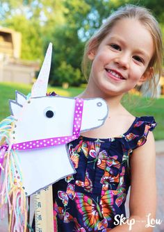 Unicorn Stick Horse Diy With Free Printable Template Unicorn Stick Horse Diy With Free Printable Template Hobbies For Girls, Cheap Hobbies, Hobbies To Try, Hobbies That Make Money, Crafts For Girls, Kids Crafts, Stick Horses, Hobby Kits, Hobby Supplies