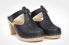 Maguba nairobi clogs, black $149.00