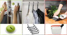 Ranger, organiser, nettoyer et cuisiner plus facilement ! Découvrez les meilleurs objets, accessoires et ustensiles pour vous simplifier la vie à la maison !