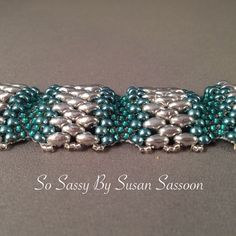 A new color way for this popular bracelet