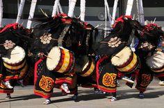 鹿踊り 岩手 宮城