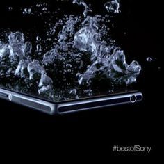 Sony promises the Xperia Z1 will 'make a splash' with latest teaser