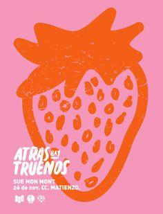 fresh & bold   via fashionable fruit ~ Cityhaüs Design