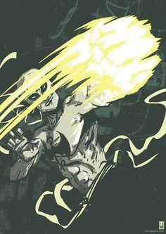 Iron Fist - Louie Joyce