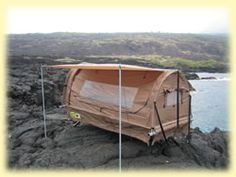 Coolest camping cot ever. Durable. Modular. Comfortable.