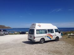 New Zealand Campervan, best way to enjoy the sun, surf and this beautiful country.