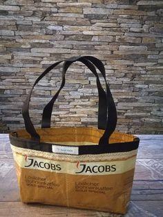 Jacobs, small bag of coffee. Gold, Bags, Etsy, Coffee, Dime Bags, Handbags, Lv Bags, Purses, Bag