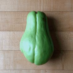 From the skin, to seeds and even its pit, every part of the chayote squash is edible and delicious.