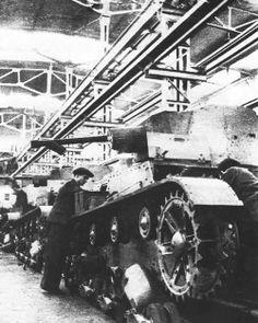 Polish light tank 7TP.