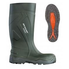 Gardening boots from Dunlop. Galochas. Protective boots. $80