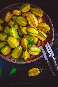 Starfruit - looks beautiful but tastes nasty! Lol (chp 24)