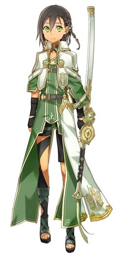 Is it just me or this another version of Kirito-Turned-Girl?