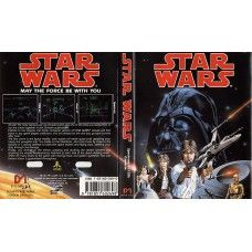 Star Wars for ZX Spectrum from Domark
