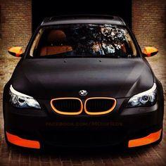BMW FLAT BLACK