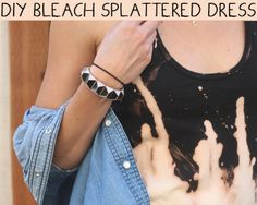 13 Creative Crafts to Make with Bleach