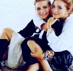 Olsen twin gorgeousness <3<3