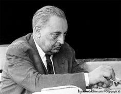 1958 - Viene pubblicato 'Il Gattopardo', capolavoro postumo di Giuseppe Tomasi di Lampedusa. #100 #100anni #BNL #Gattopardo #letteratura #Sicilia