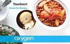 Tandoori Crock-Pot Chicken