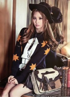 SNSD Seohyun for InStyle magazine September Issue Snsd Fashion, Asian Fashion, Korean Women, South Korean Girls, Hyun Seo, Instyle Magazine, Seohyun, Korean Celebrities, Fashion Company