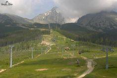 Pokaż kamerkę i ostatnio dodane zdjęcia z ośrodka narciarskiego Tatrzańska Łomnica. Obraz z kamery jest uaktualniany co 5 minut.
