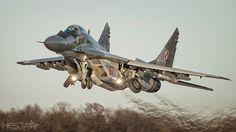 MiG-29 Polish AF