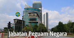 Jabatan Peguam Negara Building (Attorney General's Chambers of Malaysia), Putrajaya Putrajaya, Guam, Travel Tips, Multi Story Building, Asia, Travel Advice, Travel Hacks