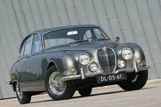 1966 Jaguar S-Type...so beautiful
