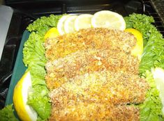Oven Crisp Ocean Perch Fillets Recipe Just A Pinch Recipes - This Recipe Is Crispy Like Fried But Is Baked In The Oven Instead It Is Quite Simple And Easy To Make Especially If You Use The Japanese Bread Crumbs Called Panko The Fish Stays Moist And Flakey Filet Recipes, Ww Recipes, Seafood Recipes, Cooking Recipes, Tilapia Recipes, Baked Perch Recipes, Ocean Perch Recipes, Ocean Perch Recipe Baked