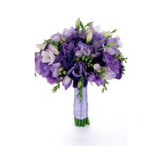 Lilac Flowers | Wedding Flowers | Wedding ❤ liked on Polyvore featuring flowers, wedding and flores