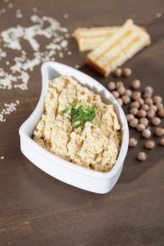 Pikantní hummus Hummus