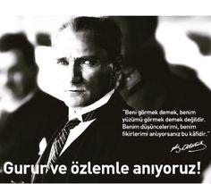 Atatürk Gurur ve Özlem... YaseminAksu