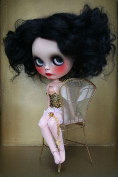 The Last Day by erregiro #dolls #dollies #collectables #toys #handmade #ooak #blythe