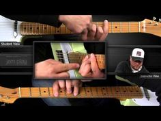 Country Guitar Lesson: Memphis Style Licks - YouTube