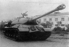 JS3 tank