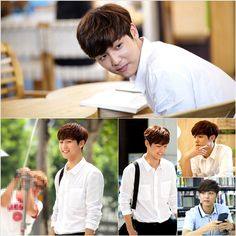Last August 17th at a high school in Seoul, Kang Min Hyuk shot his first scene as Yoon Chan Young for the SBS drama Heirs.  The CNBLUE drumm...