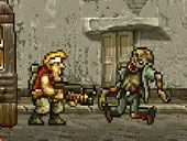Metal Slug: Zombie Rampage game review ~ The living undead are rushing towards to meet you first and devour your tasty brain next. Metal Slug is the ultimate shooting game where this time our brave shooter hero will fight against the entire Zombie Rampage!