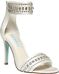 Shop Special Occasion Shoes & Wedding Heels From Betsey Johnson